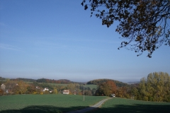 sanfte Höhen um Klingenberg