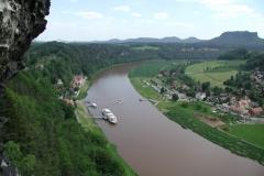 Elbe - Sächsische Schweiz
